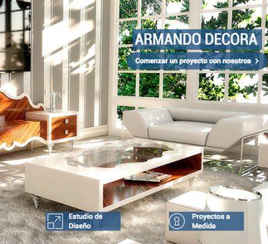 Armando Decora – interiorismo
