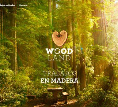 Wood Land – Trabajos en Madera