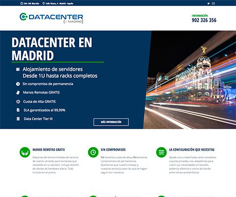 DATACENTER MADRID