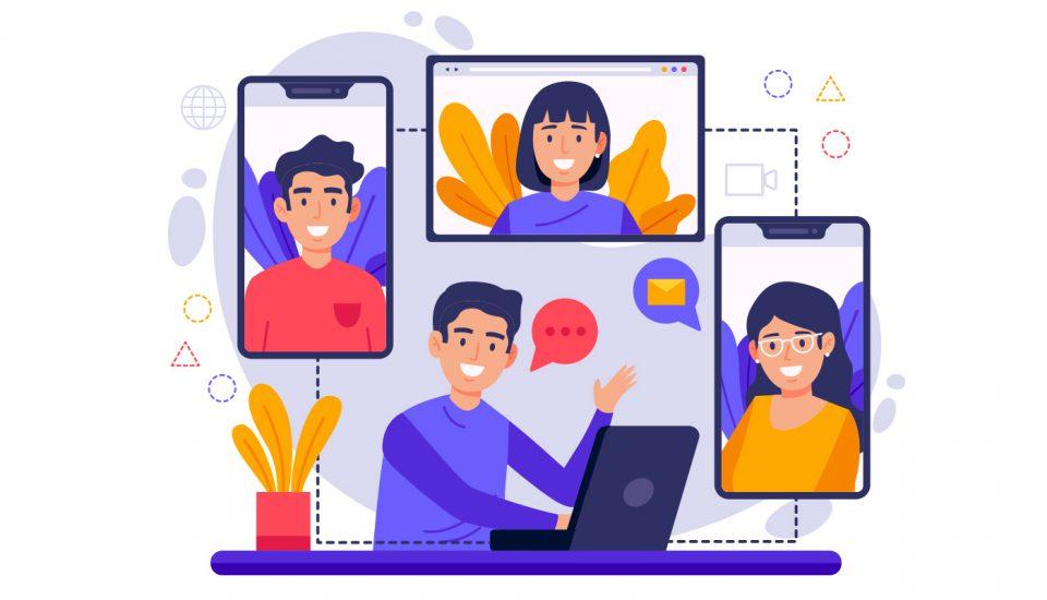 Teletrabajo y Video Conferencia gratis para nuestros clientes.