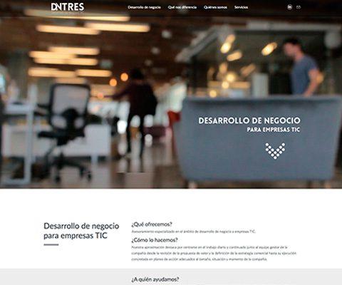 DNTRES – Desarrollo de negocio para empresas TIC