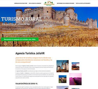 TURISMO RURAL CON JULIO